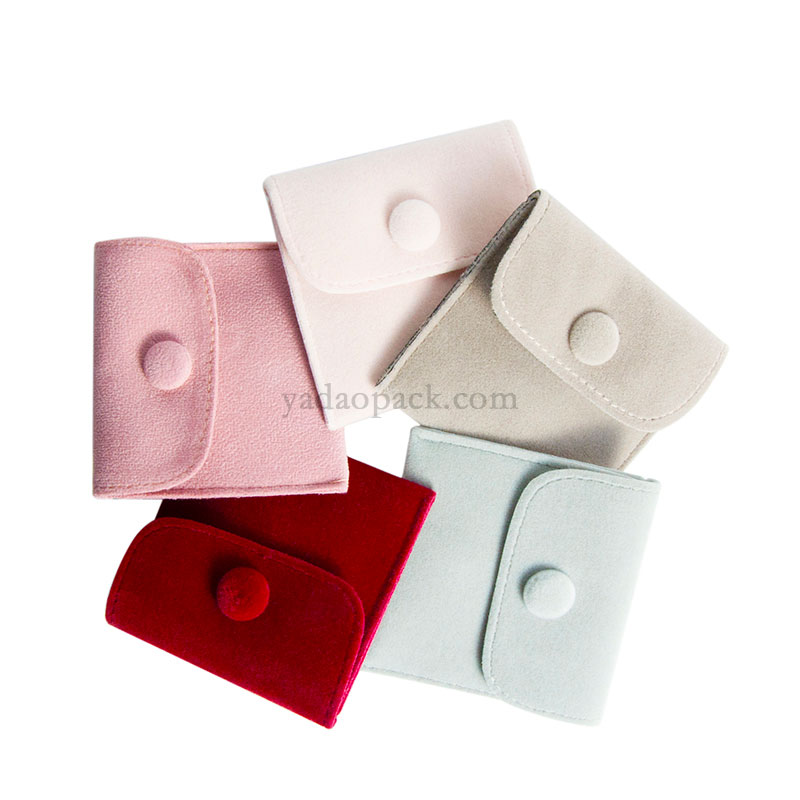 jewelry pouch 10  (No.RXH0008-DBCMR)